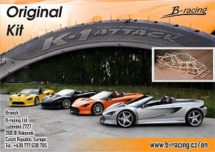 K-1 Attack | B-Racing